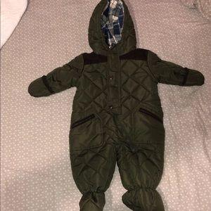 Rothschild baby coat
